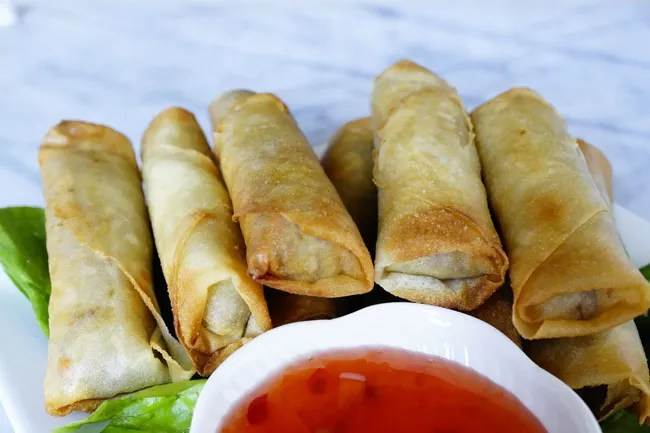 Easy Lumpia Recipe