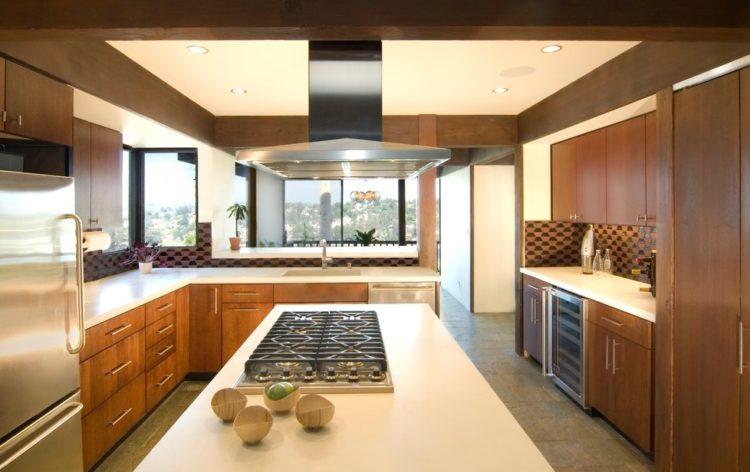 Cool Mid Century Modern Kitchen
