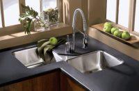 Corner Kitchen Sink Ideas For Best Cooking Experience