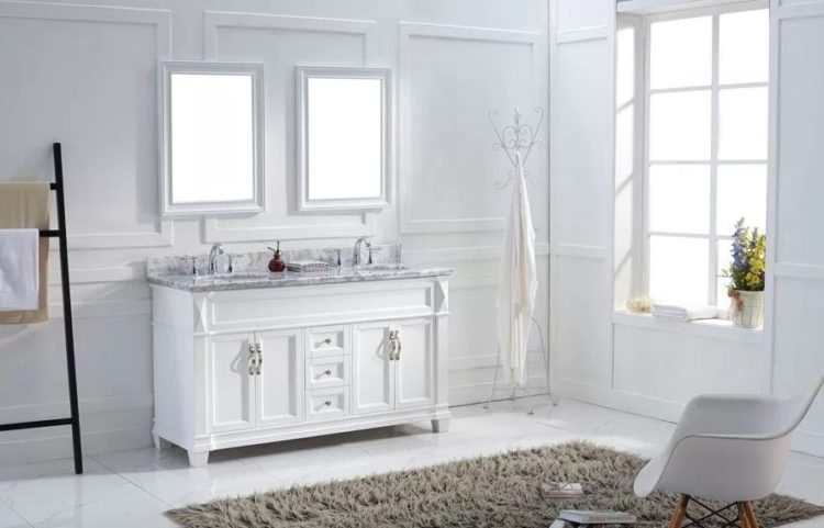 Enjoy Your Bath Time With These Beautiful Design of Bathroom Mirror Ideas 5