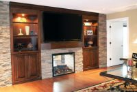 20+ Best DIY Entertainment Center Design Ideas For Living Room