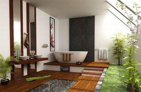 17 Japan Bathroom Ideas to Get Your Zen On 2