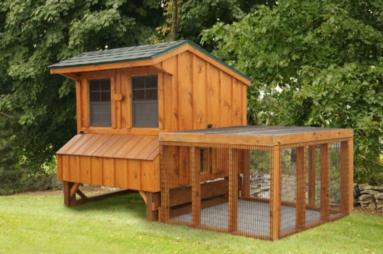 19 Outstanding Chicken Coop Ideas to Inspire You  TSP Home Decor