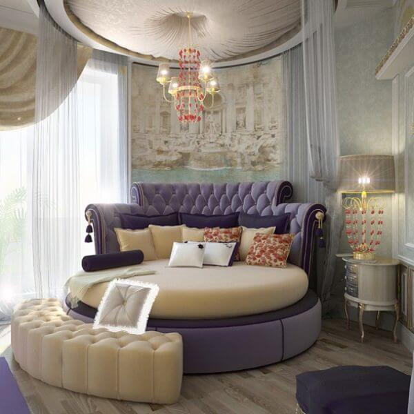15 Most Amazing Modern Round Beds Ideas You'll Ever See 4