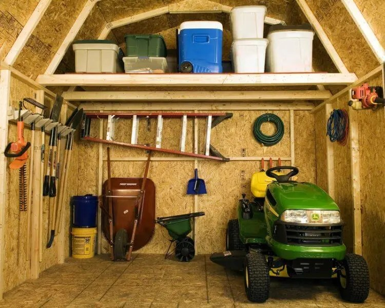 13 Creative Overhead Garage Storage Ideas You Should Know 13