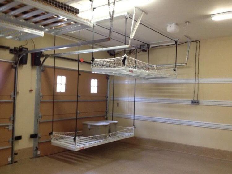 13 Creative Overhead Garage Storage Ideas You Should Know 6