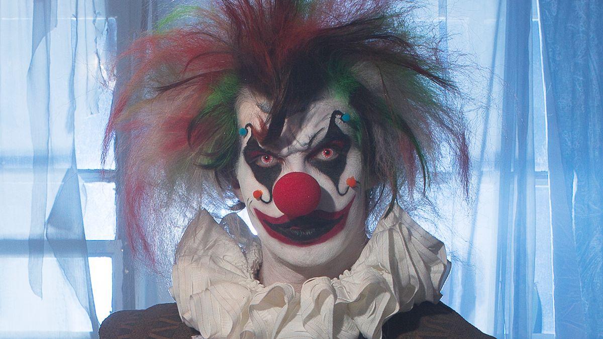 Killer-Clown Makeup - The Slanted Lens
