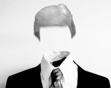 Invisible Trump