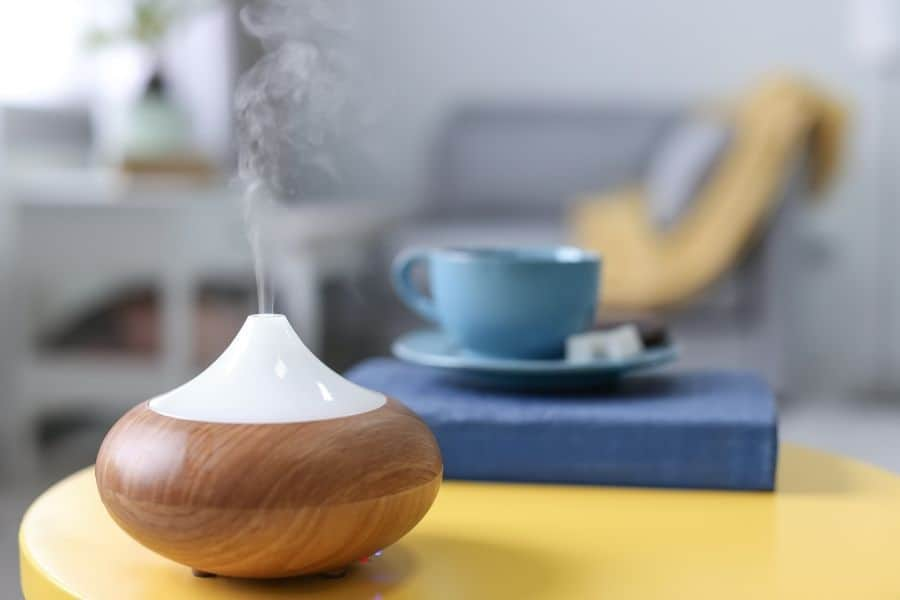 Where To Put Humidifier In Bedroom