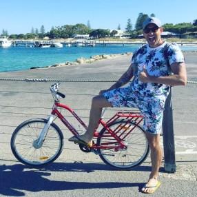 Bike rental, amiright?