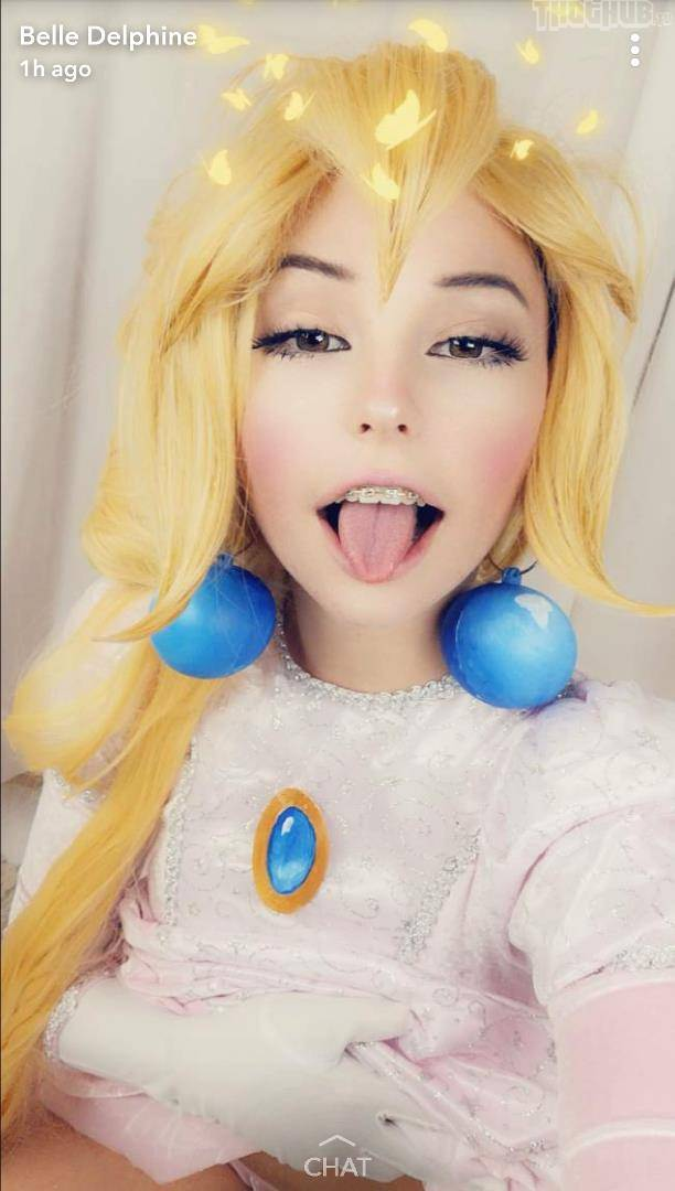 FULL VIDEO: Belle Delphine Nude & Sex Tape Cosplay!