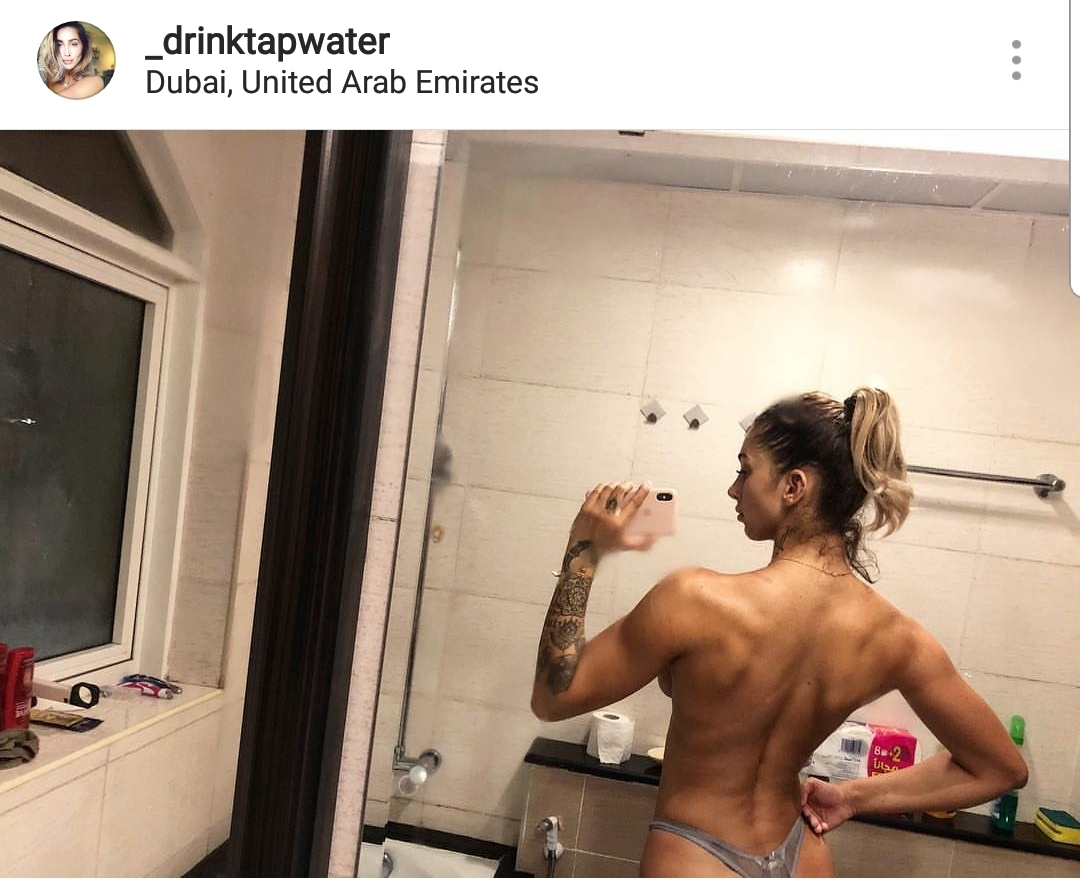 FULL VIDEO: Nicole Drinkwater Nude Onlyfans Leaked!