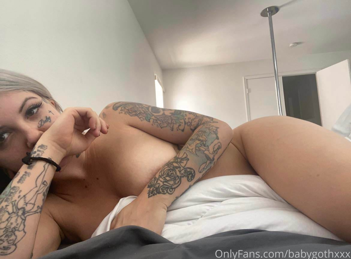 FULL VIDEO: Baby Goth Nude Onlyfans Leaked!