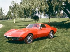 featurinng the 2014 Corvette