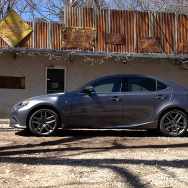 2014-Lexus-IS250-F-Sport-side