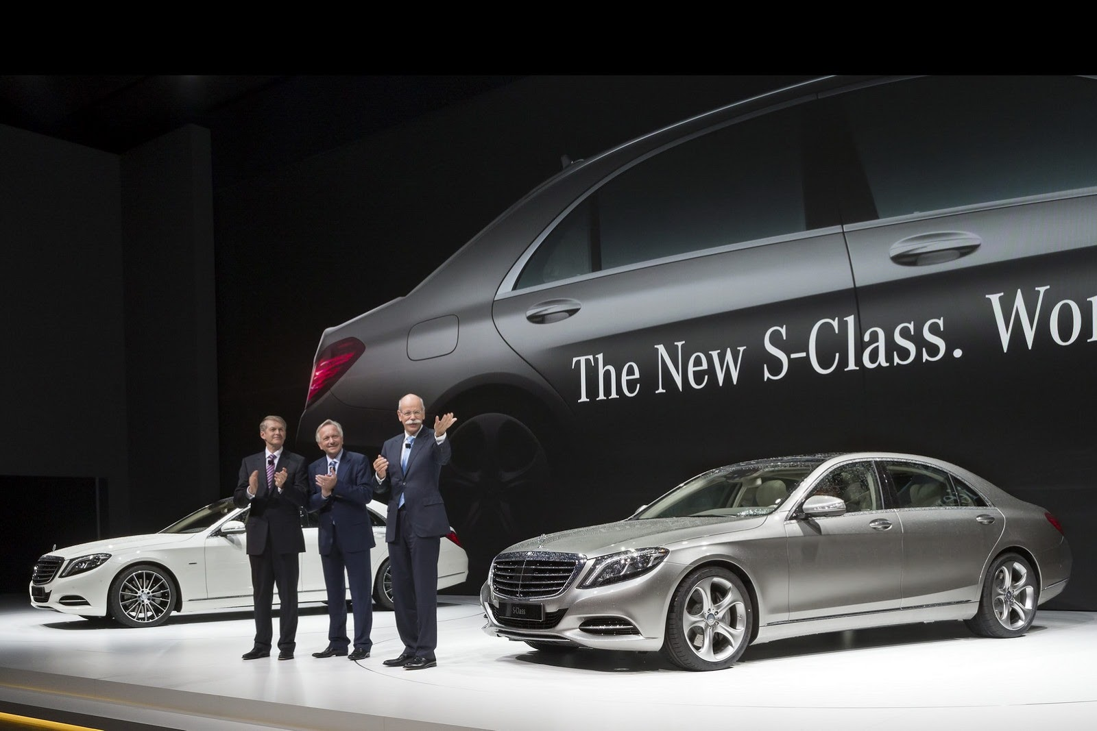 2014 Mercedes Benz S-Class Reveal Event - SMADE MEDIA (9)