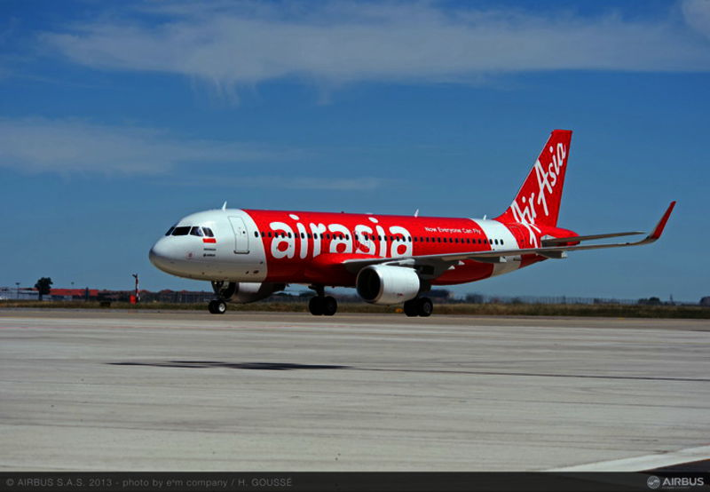AirAsia 8,000TH Airbus Delivery (1) - SMADE MEDIA