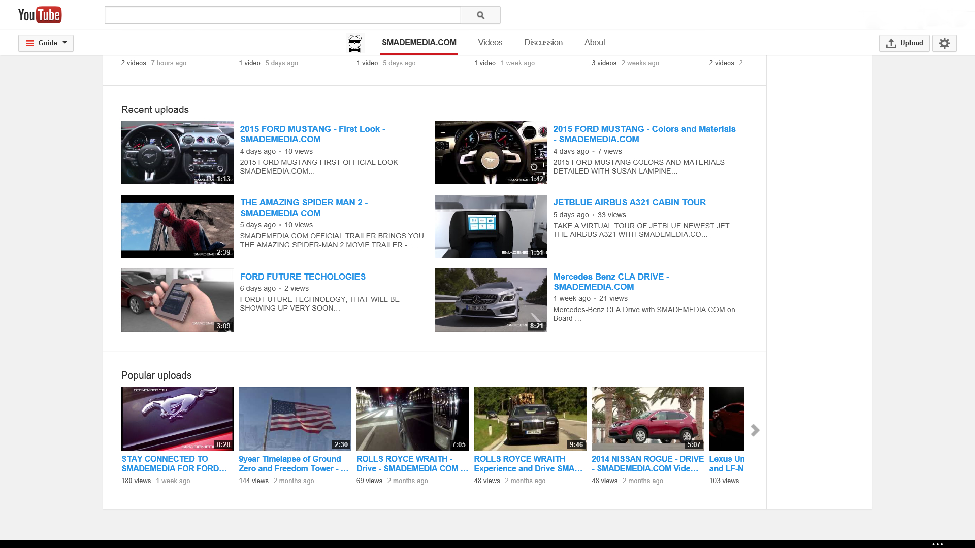 New YouTube Theme Layout - 1- SMADAEMEDIA.COM Galleria (4)