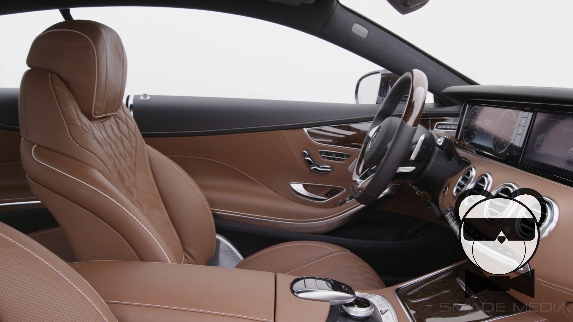 Mercedes-Benz S-Class Coupe - (213) SMADEMEDIA.COM inDESIGN Collection