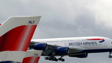 Photo of A VERY BRITISH AIRLINE