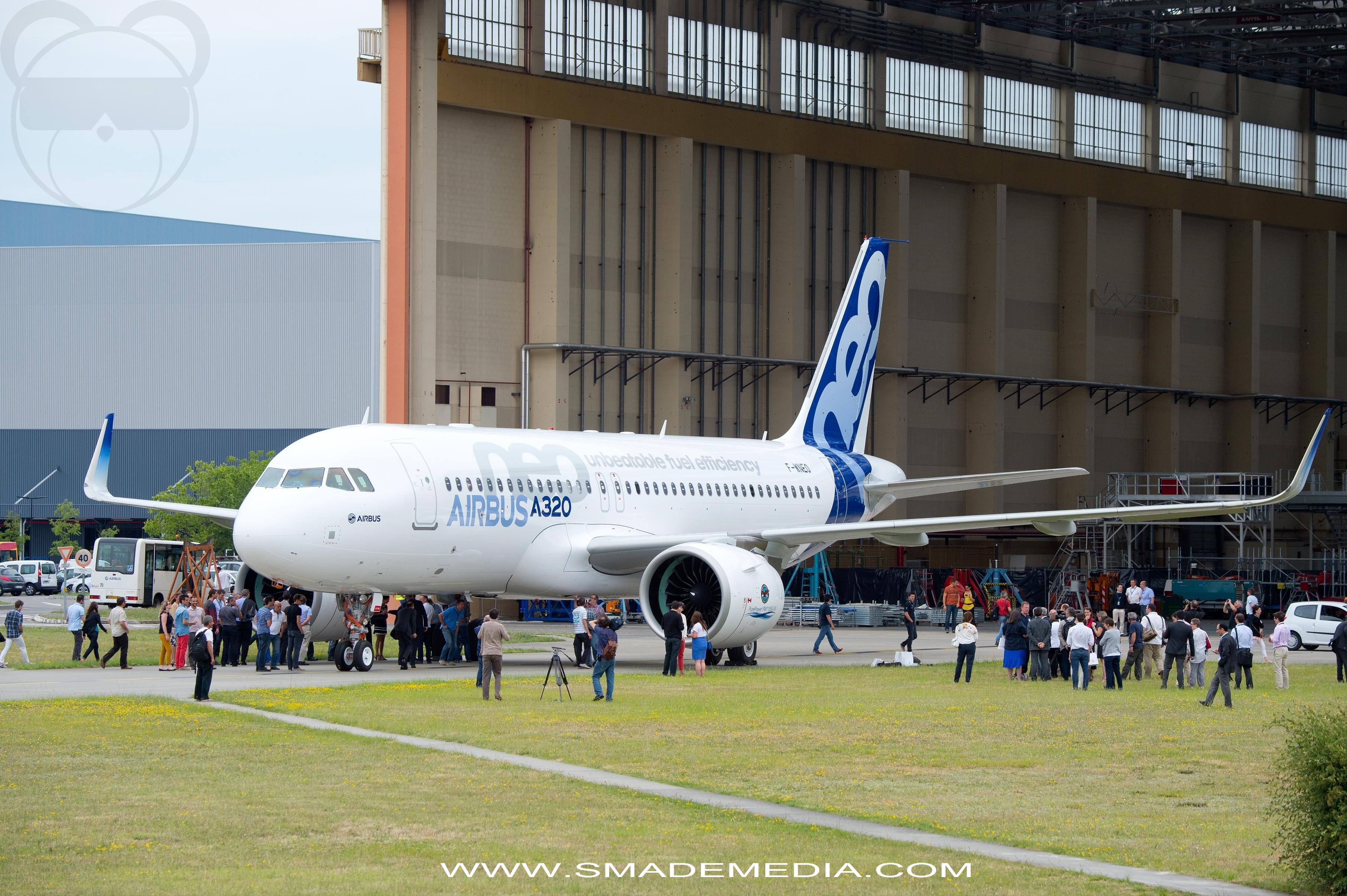 SMADE - Airbus A320neo Roll Out - WWW.SMADEMEDIA (11)