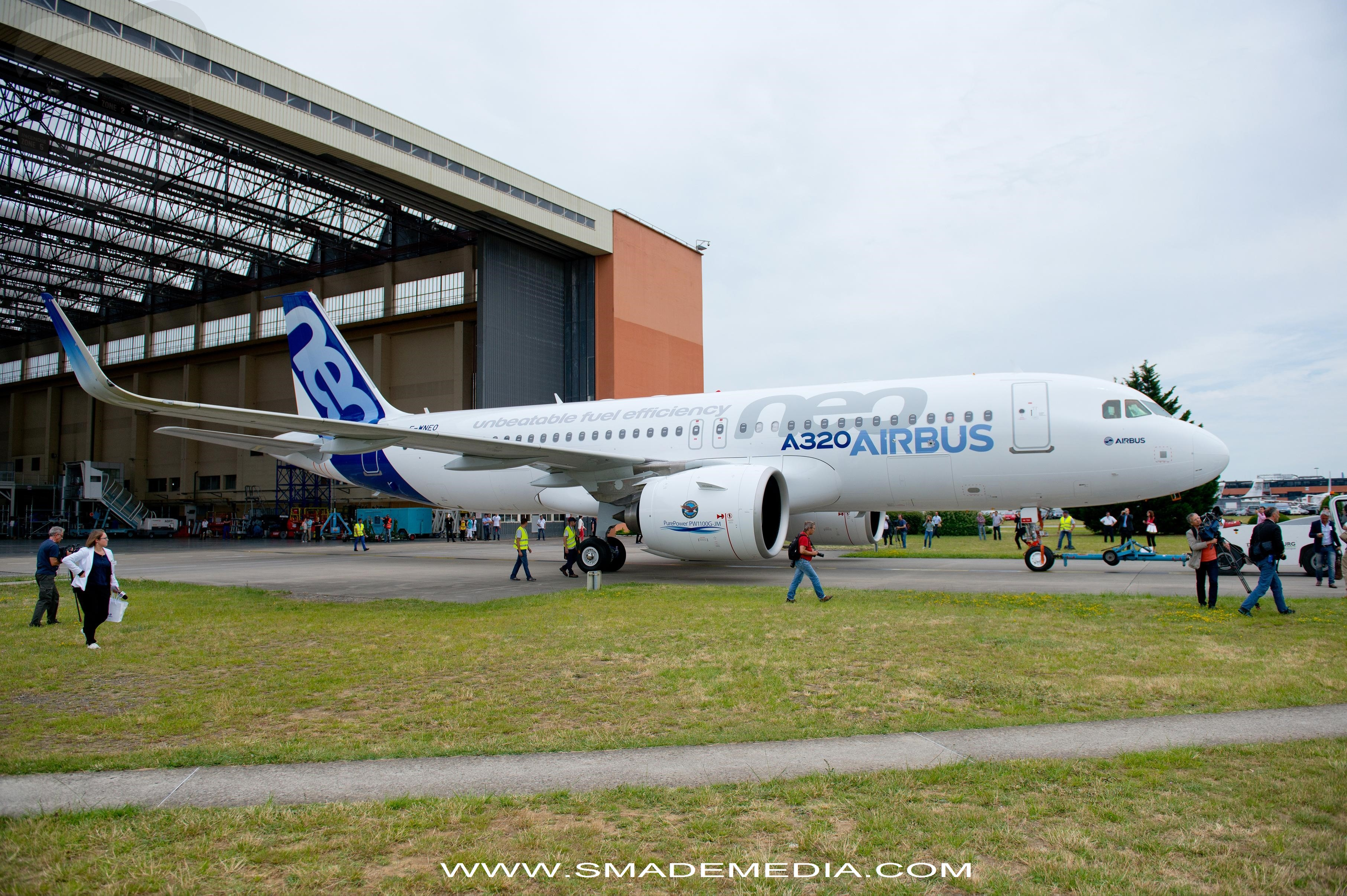 SMADE - Airbus A320neo Roll Out - WWW.SMADEMEDIA (12)