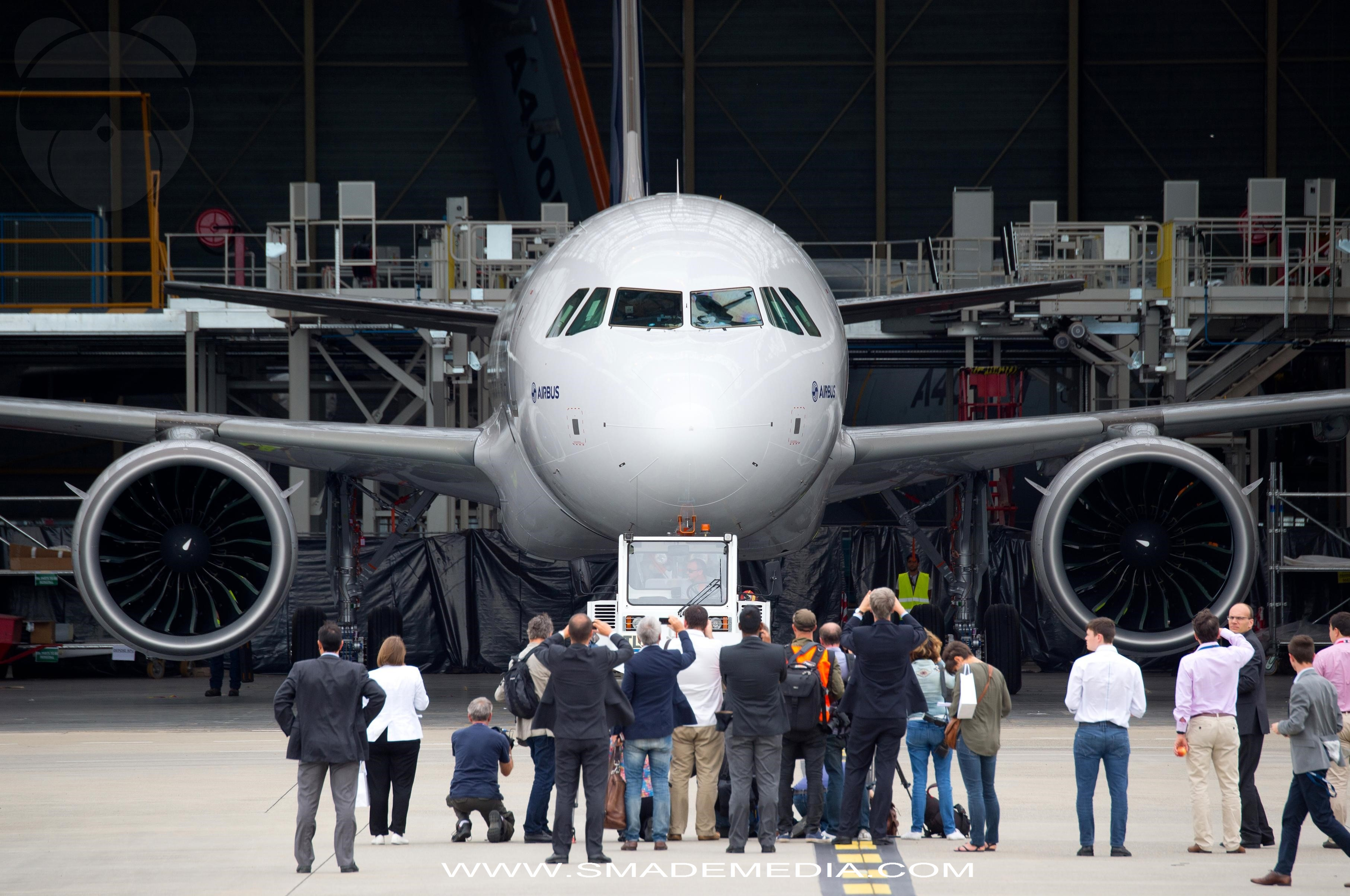 SMADE - Airbus A320neo Roll Out - WWW.SMADEMEDIA (8)
