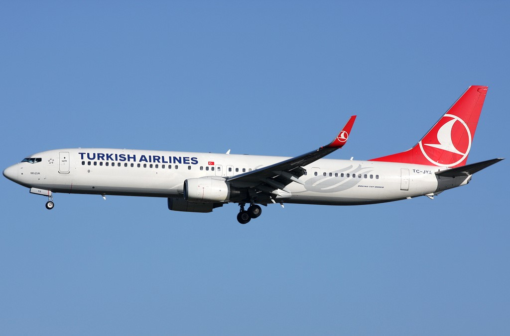 SMADE MEDIA - Turkish Airlines Boeing 737-900ER TC JYA - WWW (15)