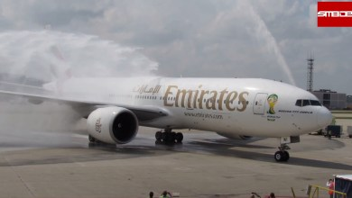 Photo of Emirates Inaugural Service to Chicago O'Hare International