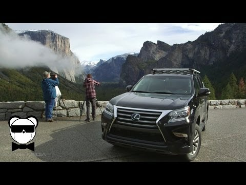 LEXUS – CHASING LIGHTS – ANSEL ADAMS TRIBUTE – SMADEMEDIA.COM