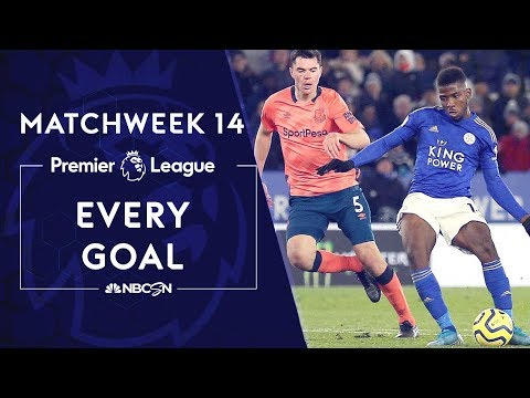 Every goal from Matchweek 14 in the Premier League | NBC Sports