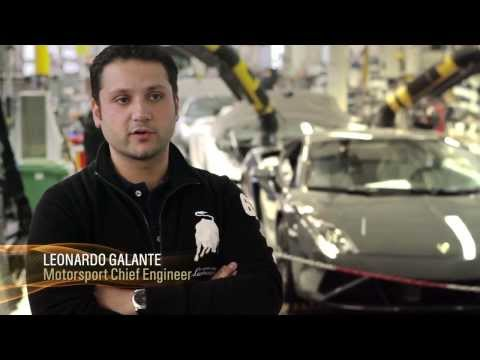 From track to road – Lamborghini and CastrolEDGE