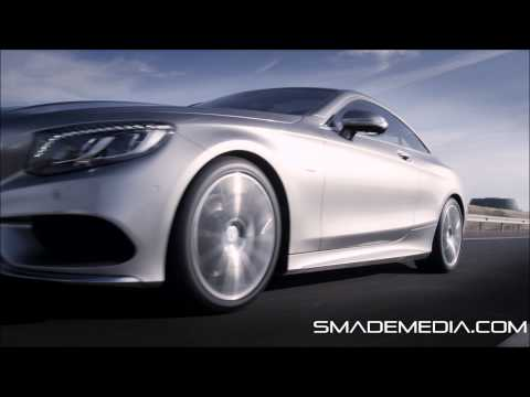SMADE MEDIA AND MERCEDES-BENZ INTRODUCE THE ALL NEW S-CLASS COUPE