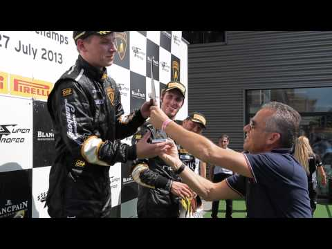 Super Trofeo Europe 2013   Spa Francorchamps highlights