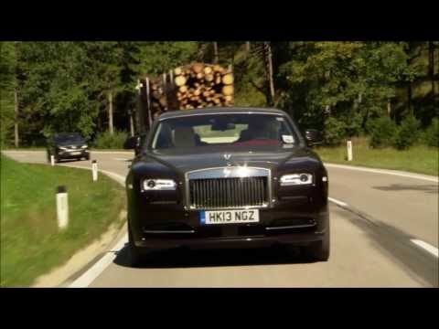 ROLLS ROYCE WRAITH  Experience and Drive