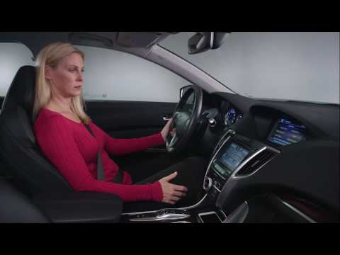 Acura – Tutorials – Voice Command for Navigation