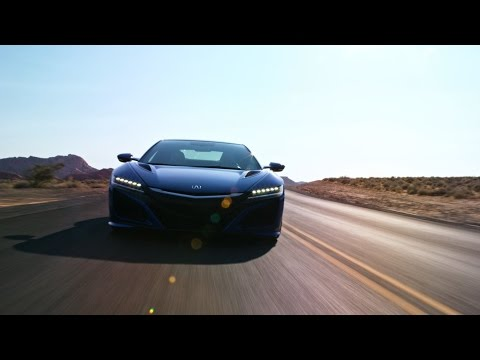 Acura – NSX – Road and Track's 2017 Performance Car of the Year