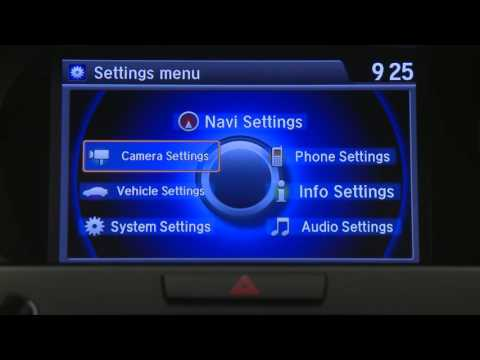 Acura – Tutorials – Turn Off Voice Prompts and Navigation Audio
