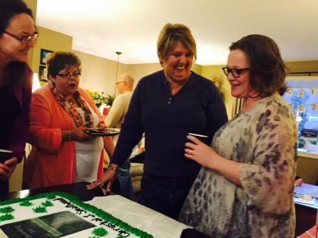 choosing joy reception 5