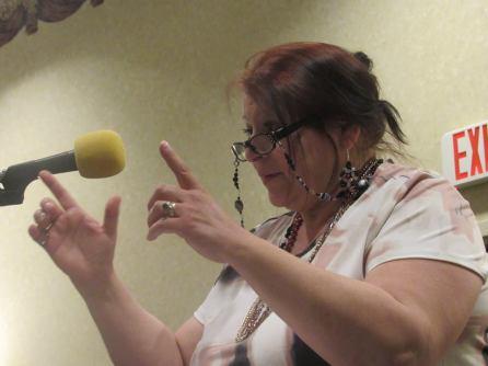 LCN Ladies retreat speaker