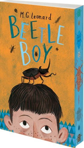 Beetle Boy book review