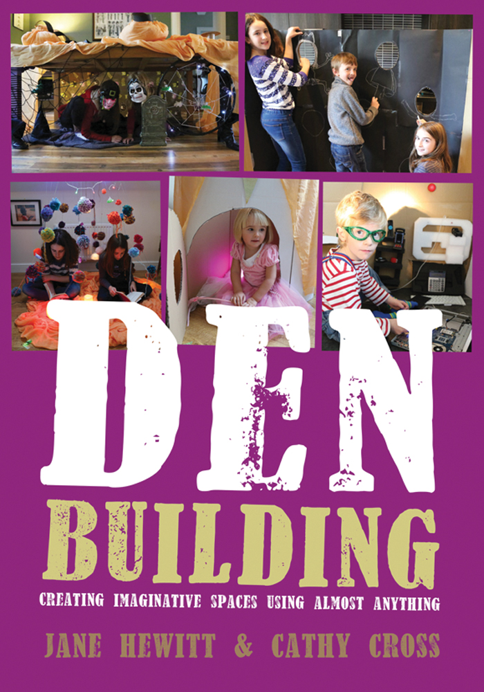 den building in the classroom