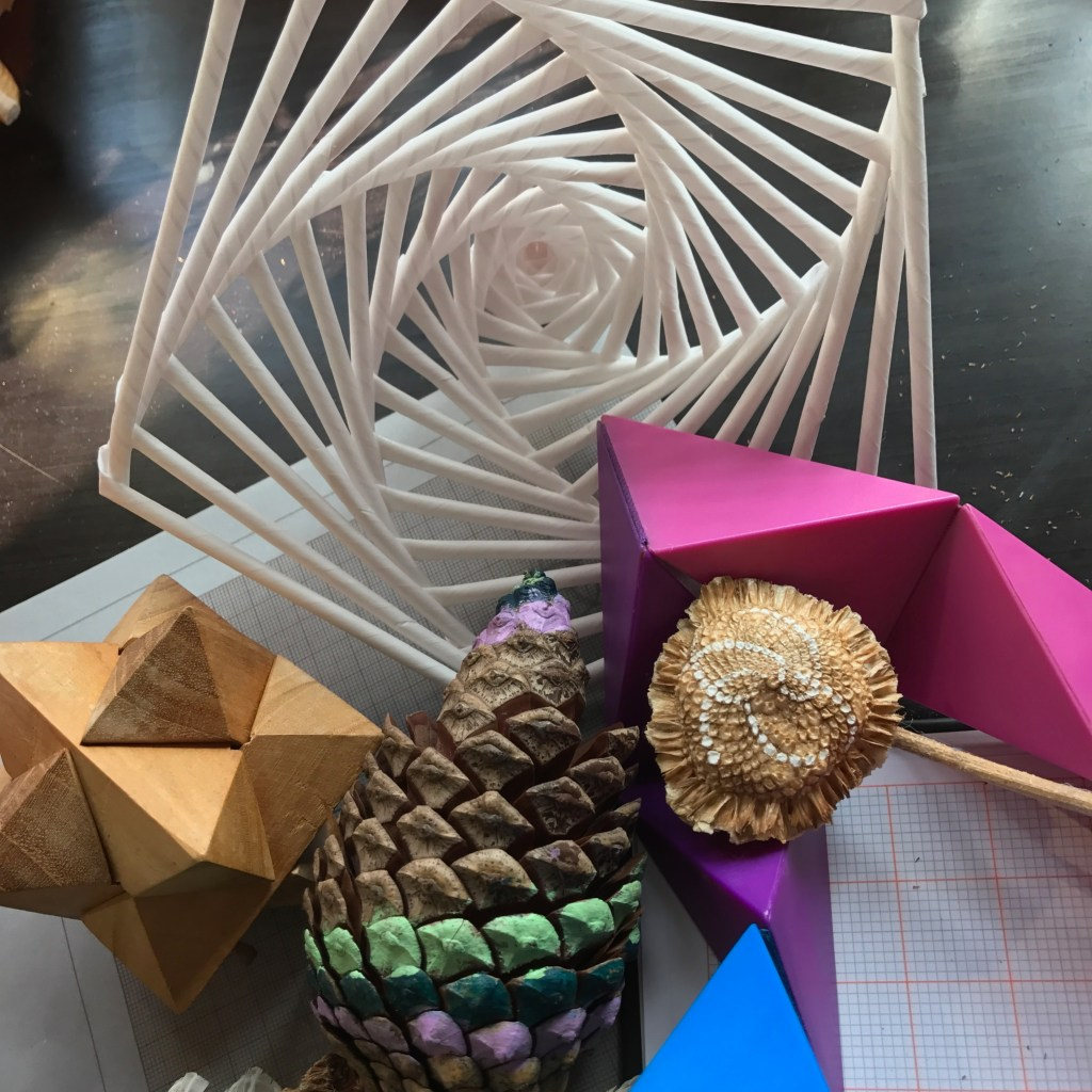 geometric thinking and geometry of thought