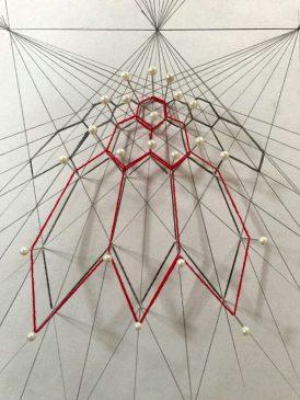 geometric thinking and the hexagonal net