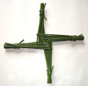 st bridget cross