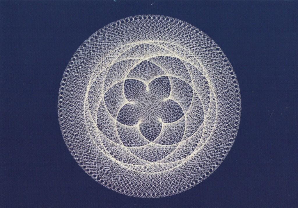 Orbit of Venus pattern