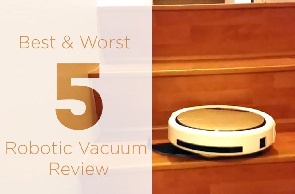 robot vacuam review