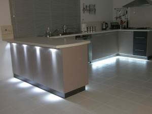 Kitchen Indirect LED Lights | SmartHouse