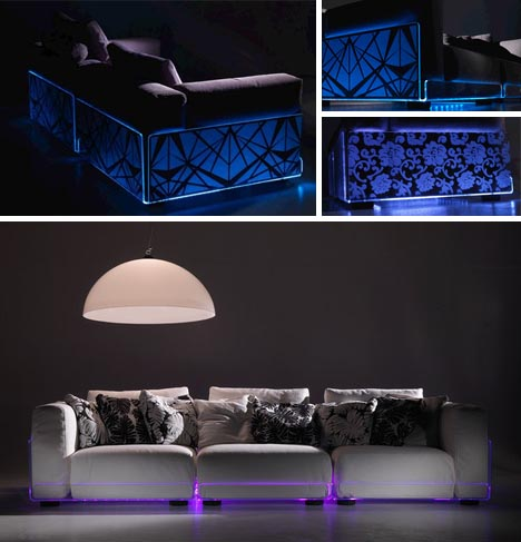 Furniture as Lighting