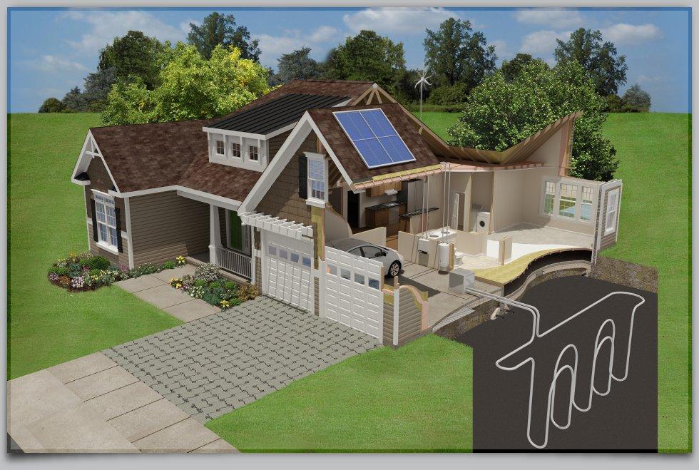 Energy Efficient House Designs And Plans Smart Design Energy